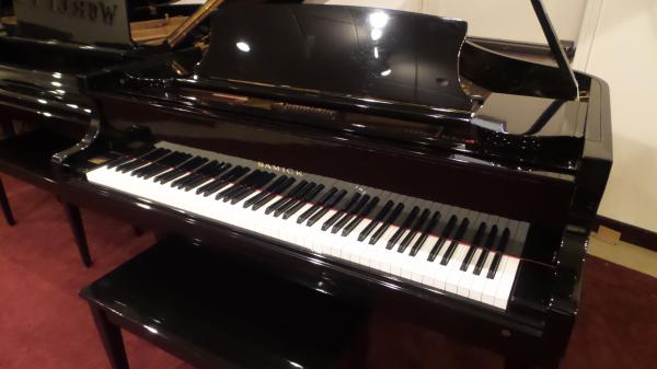 "Samick 5'1"" Grand Piano - STK# BIQFG0048"