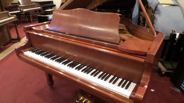 NEW Hobart Cable Baby Grand Piano