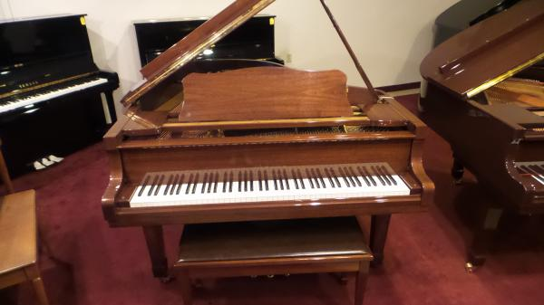 Pre-owned Yamaha G3 6' Grand Piano