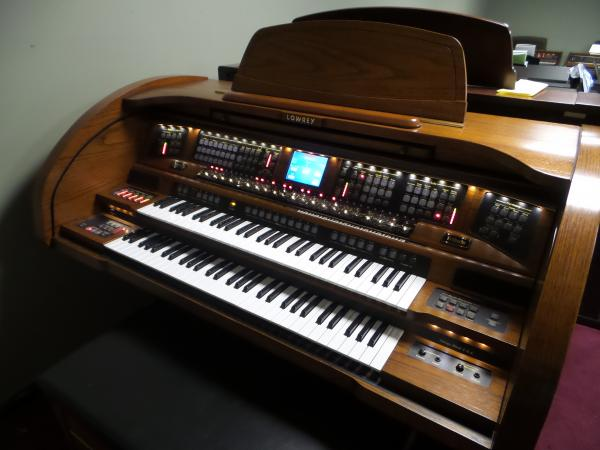 NEW Lowrey Tribute Organ.  $16,995