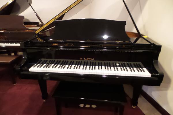 Kawai Polished Ebony Grand Piano
