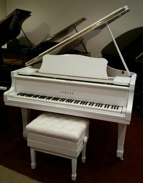 Yamaha G2 Grand Piano - STK# AJ3500077