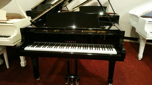 Yamaha G3 Grand Piano - STK# XE3270785