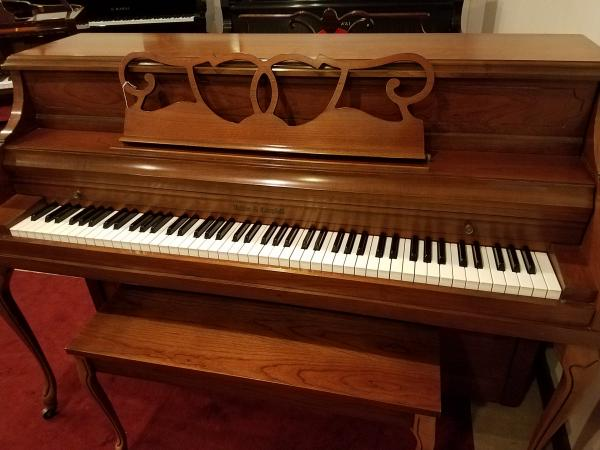 Kohler & Campbell Console Piano - STK# G620339