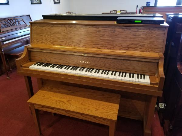 PREOWNED YAMAHA P-22 PLAYER PIANO - STOCK #B214649