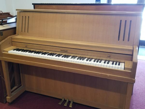 USED KIMBALL PIANO