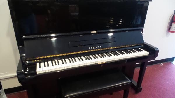 "Yamaha U3 52"" Studio Upright Piano"
