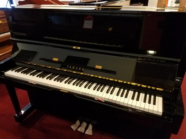 """Yamaha U1 48"""" Upright Piano - STK# D2191078"""