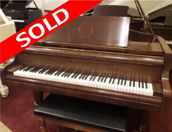 """Bosendorfer  5 '8""""  Grand Piano"""