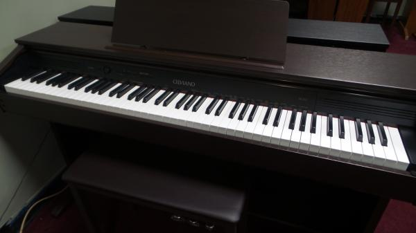 Casio Celviano AP260  Digital Piano (Brown finish)