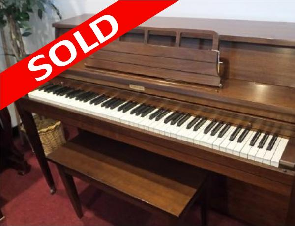 Pre-owned Grand Spinet Piano